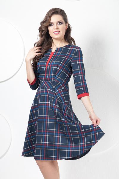Платье П-397/4